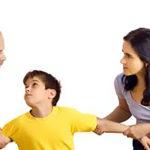 Genitori in guerra: figli coinvolti e sconvolti